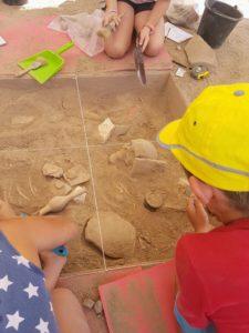 Arqueólogos por un día 2