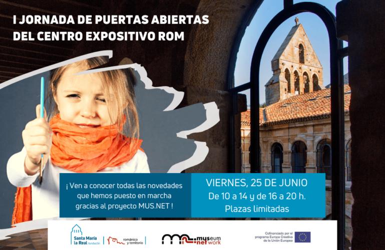 Jornada de puertas abiertas- open days web