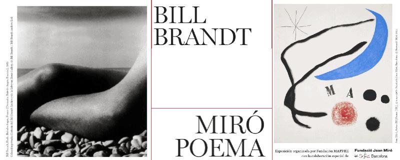 Miro - Bill Brandt