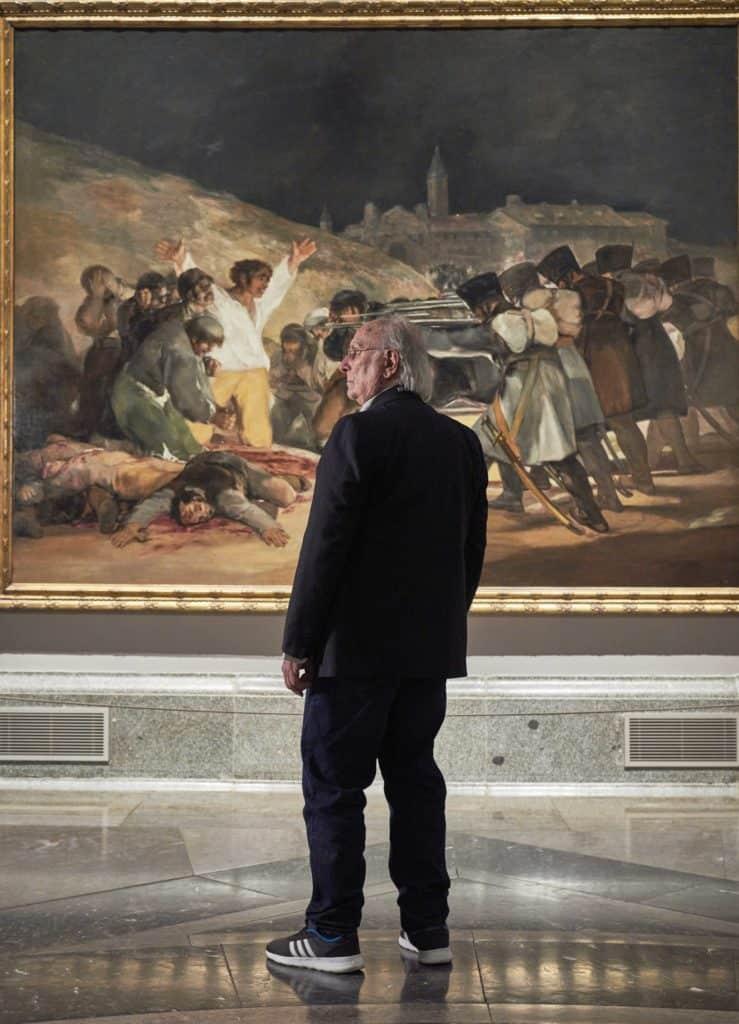 Saura y Goya en el Prado