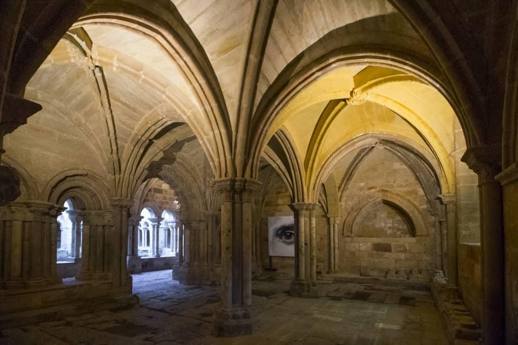 Monacato Medieval -monasterio sta maria la real aguilar
