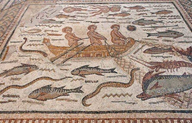 divulgación del patrimonio arqueológico-Complutum