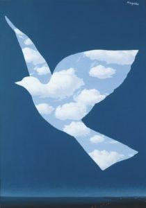 El pájaro de cielo