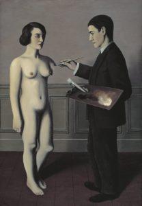 Magritte tentativa de lo imposible