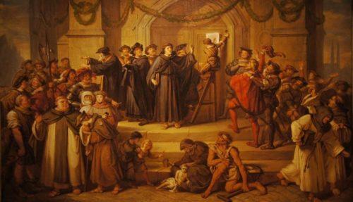 Introducción a la Reforma y Contrarreforma