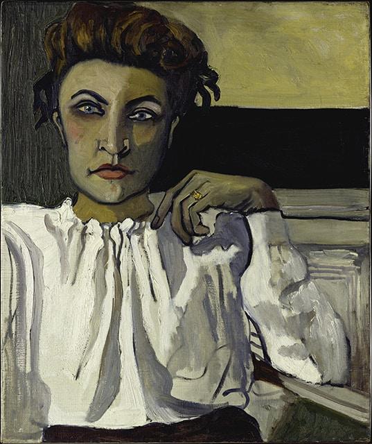 Elenka - Alice Neel