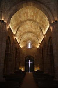 Iluminación Santa María de Mave- Turismo Cultural sostenible