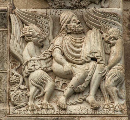 Mágico y sobrenatural-San trófimo de Arles Elena Aranda
