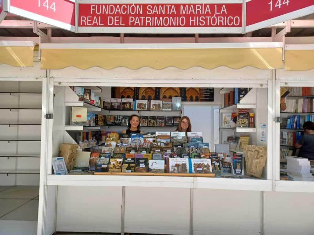 Caseta Fsmlr- Feria del libro Madrid Liber 2021