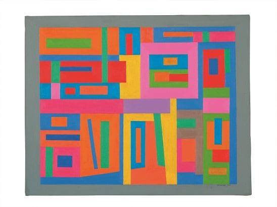 Ad Reinhardt - Fundación Juan March