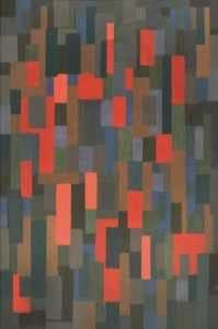 Ad Reinhardt, Brick Painting