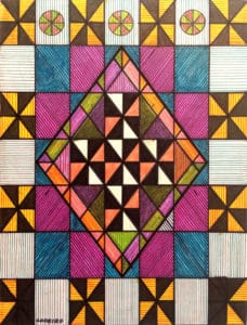 La geometría inexacta