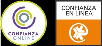 Logos Confianza Online
